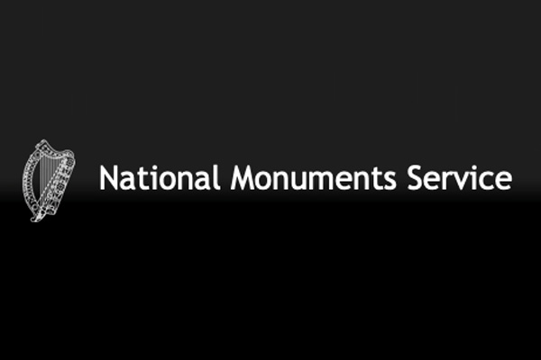 National Monuments Service logo